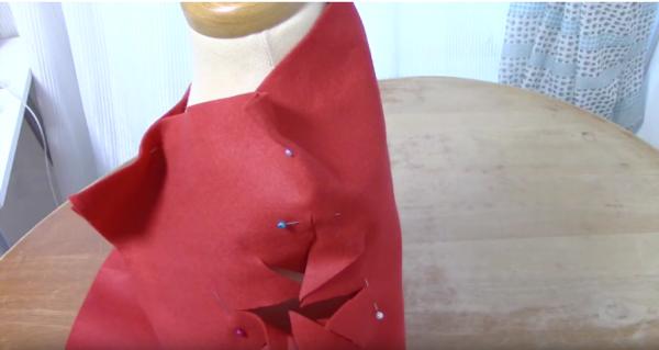 kawaii kaizoku 02 e1534982475753 - 【無料型紙付き】ハロウィン 100均のフェルトで海賊の手作り衣装の作り方動画【男の子仮装】