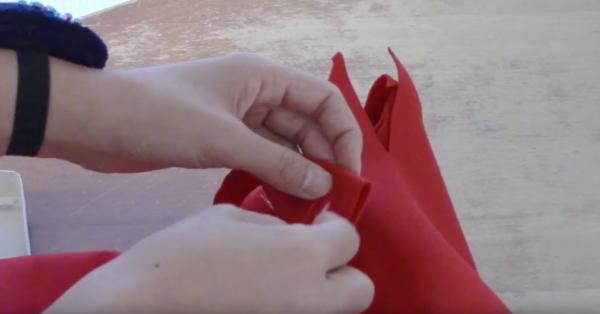 kawaii kaizoku 04 e1534982855370 - 【無料型紙付き】ハロウィン 100均のフェルトで海賊の手作り衣装の作り方動画【男の子仮装】