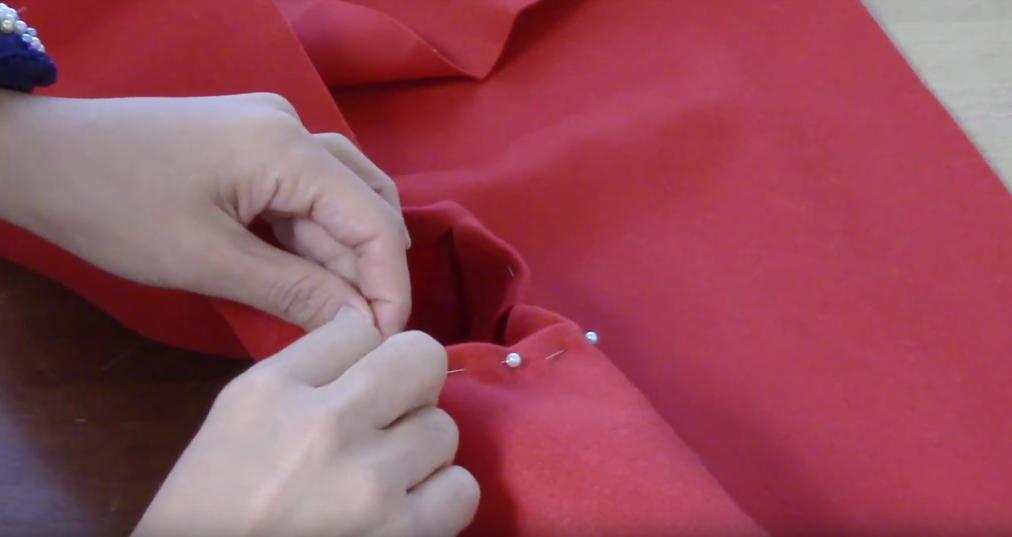 kawaii kaizoku 08 - 【無料型紙付き】ハロウィン 100均のフェルトで海賊の手作り衣装の作り方動画【男の子仮装】