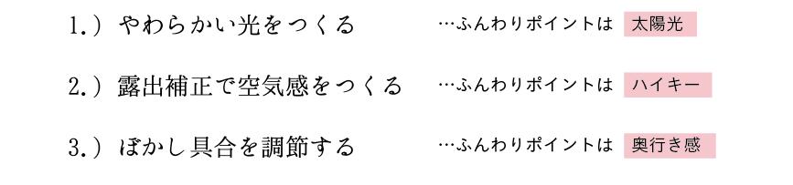 photolesson 20 - 【可愛いお料理写真の撮り方Lesson】カワイイをつくろう!編