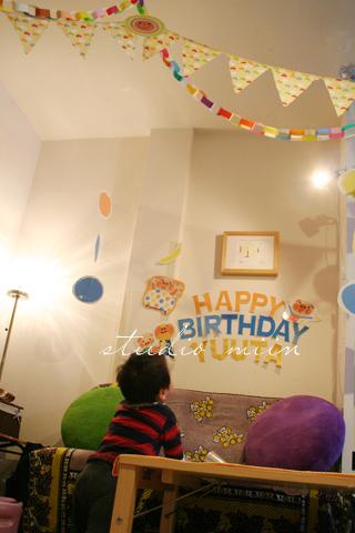 birthday 2012tantan - 4人家族2DKの狭い賃貸暮らし!子供が小学校入学しても楽しく暮らす方法