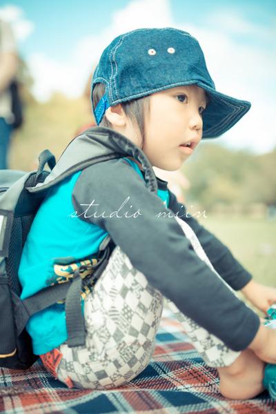 5D3 1035 - カメラを持って新宿御苑♪ 赤ちゃん連れで秋のハロウィンピクニックにでかけよう!