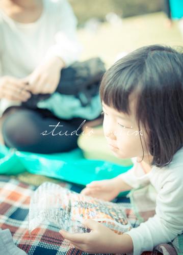 halloween baby photo party 03 - カメラを持って新宿御苑♪ 赤ちゃん連れで秋のハロウィンピクニックにでかけよう!