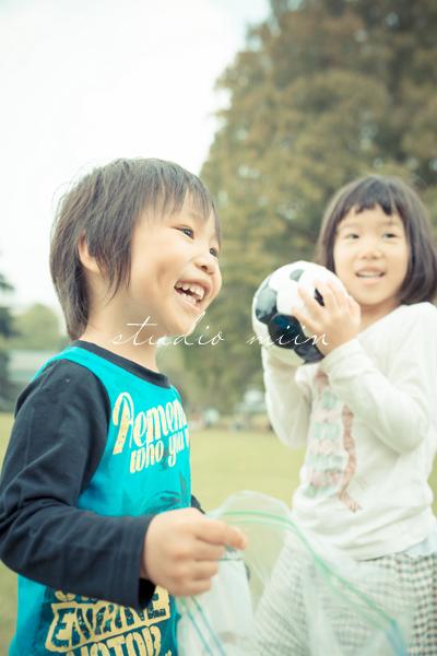 halloween baby photo party 10 - カメラを持って新宿御苑♪ 赤ちゃん連れで秋のハロウィンピクニックにでかけよう!