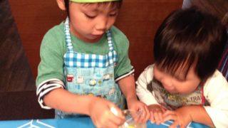 img 0051 320x180 - 《バター不使用》チョコマーブルバナナケーキつくって、子どもと一緒にケーキ屋さんごっこ♪