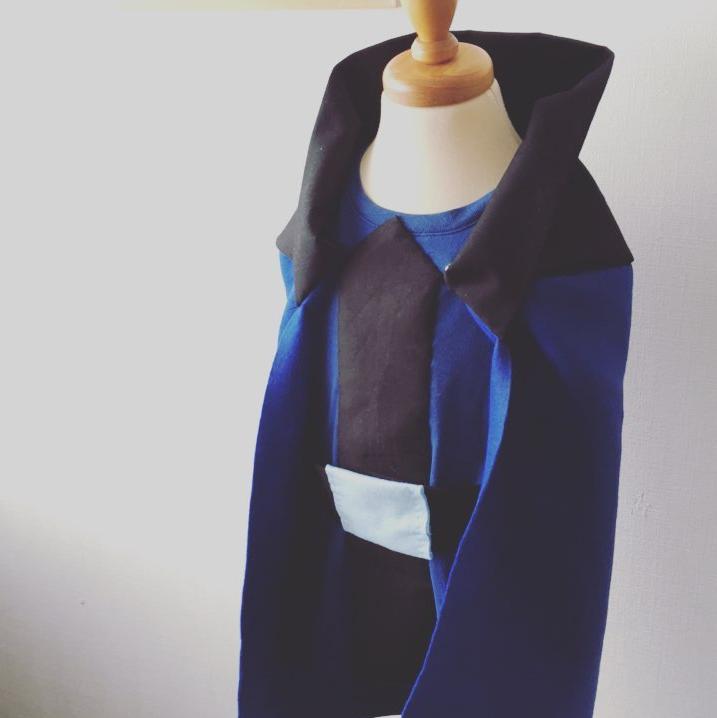 rupan - 【戦隊モノ】100均フェルトでルパンレンジャーの衣装の作り方