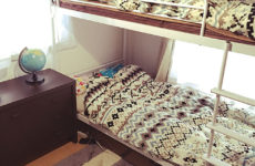 子育て家族2DK賃貸住まいの部屋のレイアウト
