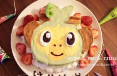 サルノリのバースデーケーキ (ポケットモンスター ソード・シールド)